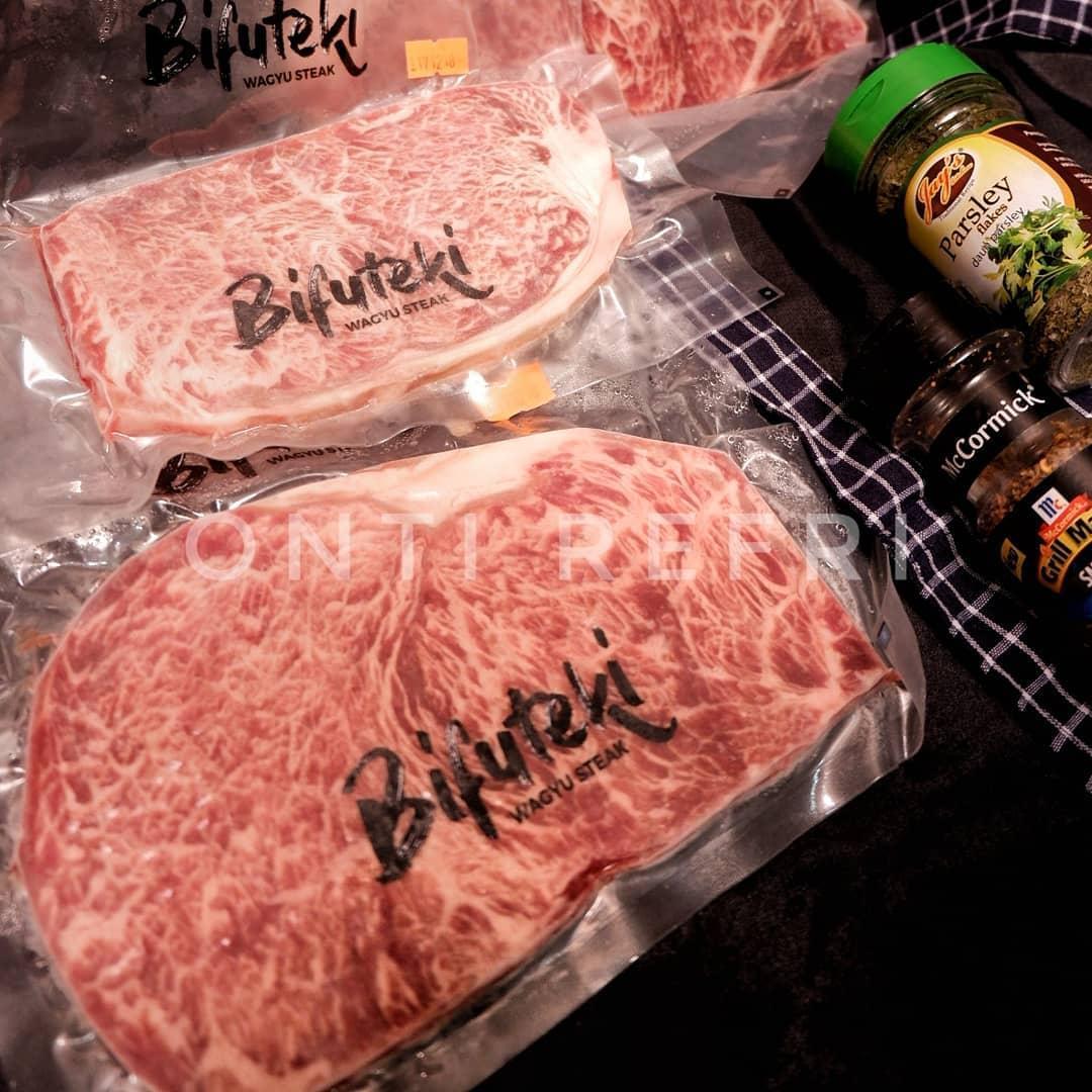 Prime Sirloin Wagyu Steak 200gr