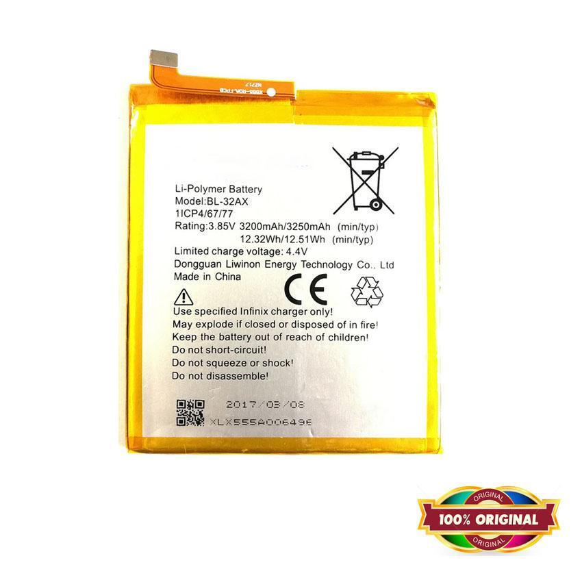 Original Battery for Infinix Zero 4 / X555 - 3090mAh - Garansi 1 Bulan