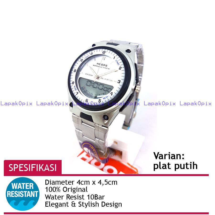 Watches Hoops Jam Tangan Pria 333mlbldg1 A 1089mev Original Anti Air 30m Men Jamtangan Cowok Laki