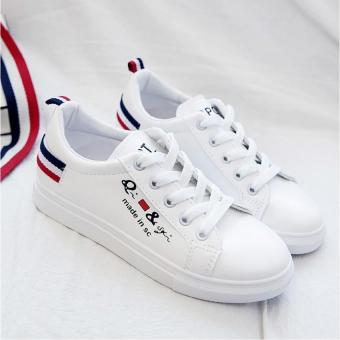 Pencarian Termurah Sepatu Kets Sneaker Wanita Q -   Putih harga penawaran -  Hanya Rp36. a80bfbb3f0