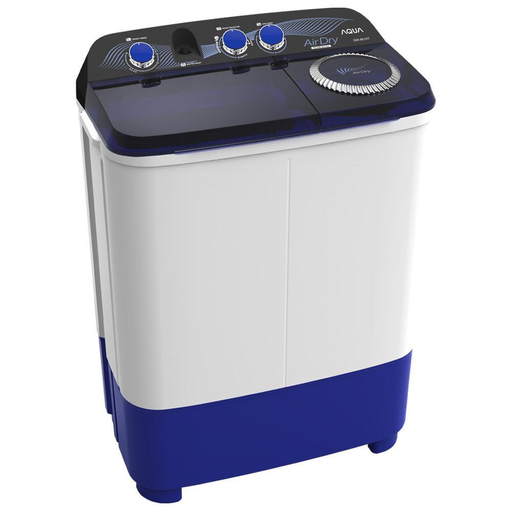 Sanyo Aqua Mesin Cuci Twin Tub 9kg QW950XT - Khusus JABODETABEK