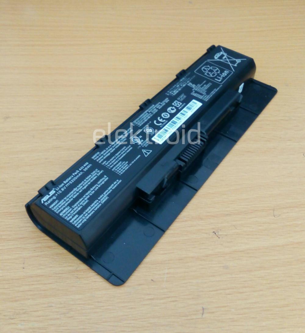 Baterai Asus Original N46 N46V N46VB N46VM N46VJ N46VZ A31-N56 A32-N56 A33-N56 di lapak elektroid elektroid