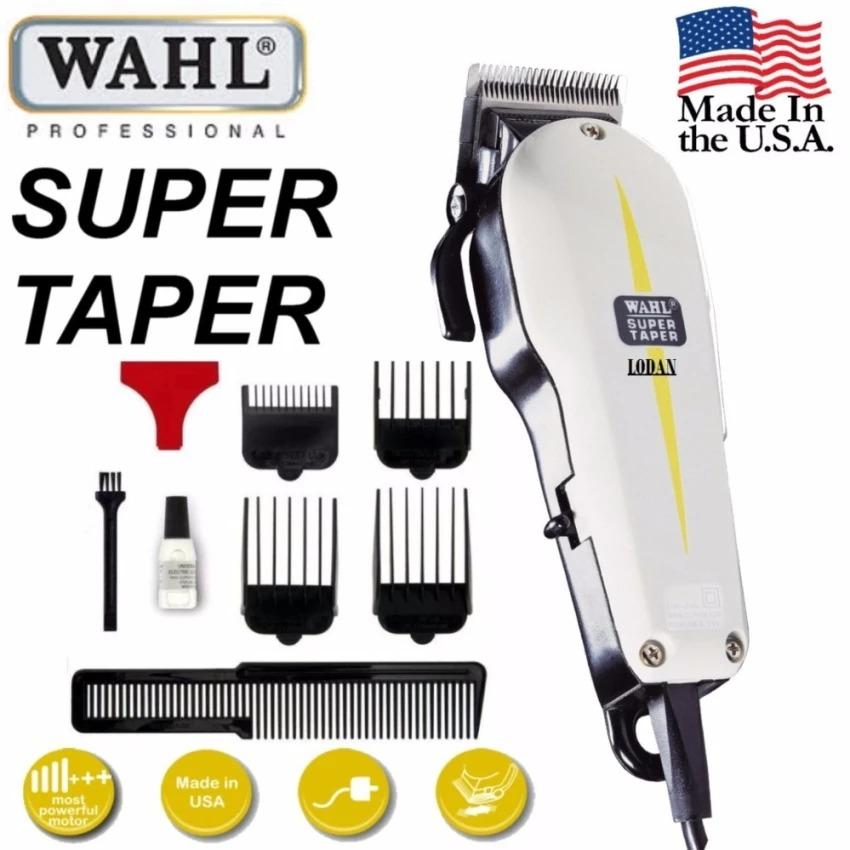 Original - Hair Clipper WAHL USA Lodan / Mesin Cukur Rambut / Alat Cukur Rambut Home Cut Professional