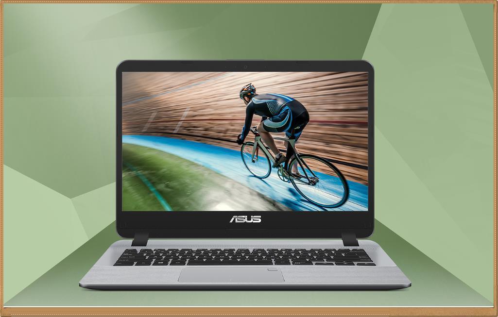 ASUS A407UA - BV319T Intel I3 7020 RAM4GB HDD1TB WINDOWS 10 ORIGINAL - GREY