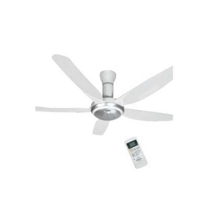 PROMO MURAH - Panasonic - Ceiling Fan 5 Blade 60 Inch Remot F60PZN