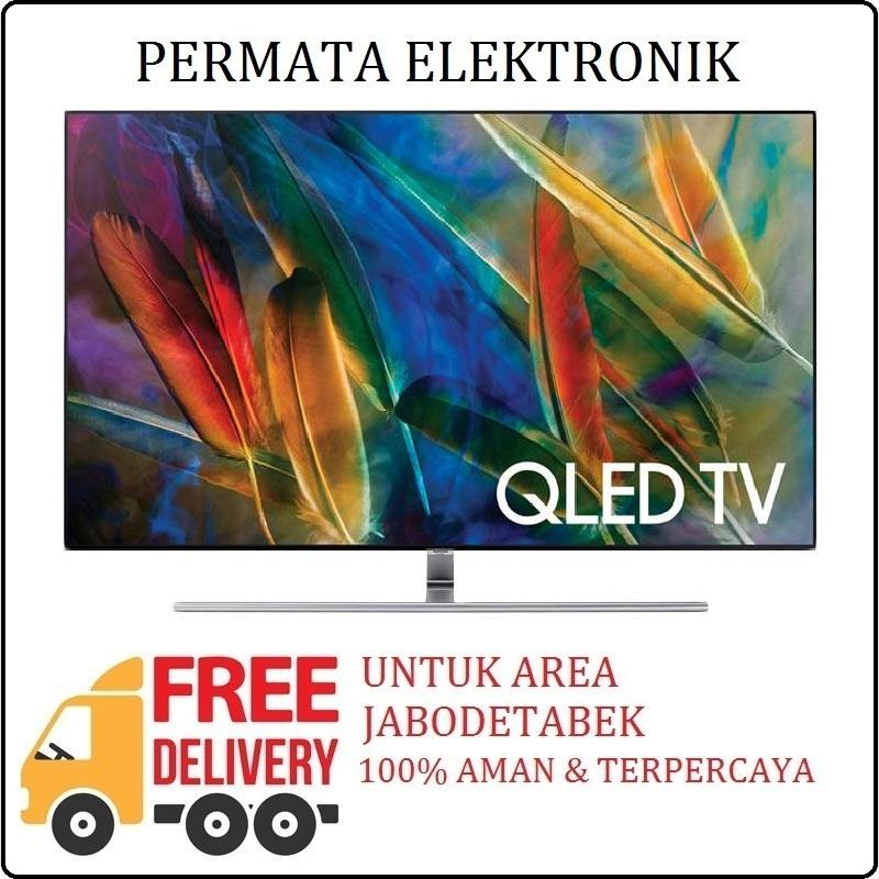 TV LED Samsung 55 Inch Qled Flat Smart