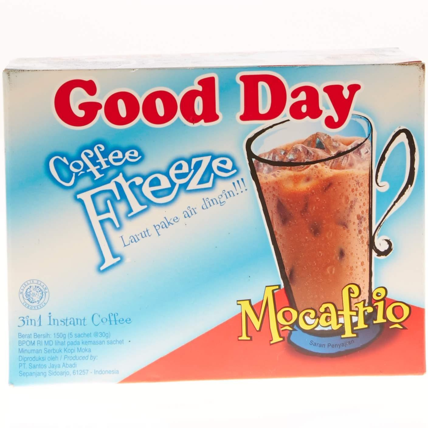 Buy Sell Cheapest 1 X Kopi Best Quality Product Deals Indonesian Old Town White Coffee 2 In Creamer 15s 25g Oldtown Good Day 3 Freeze Mocafrio 5 30gr