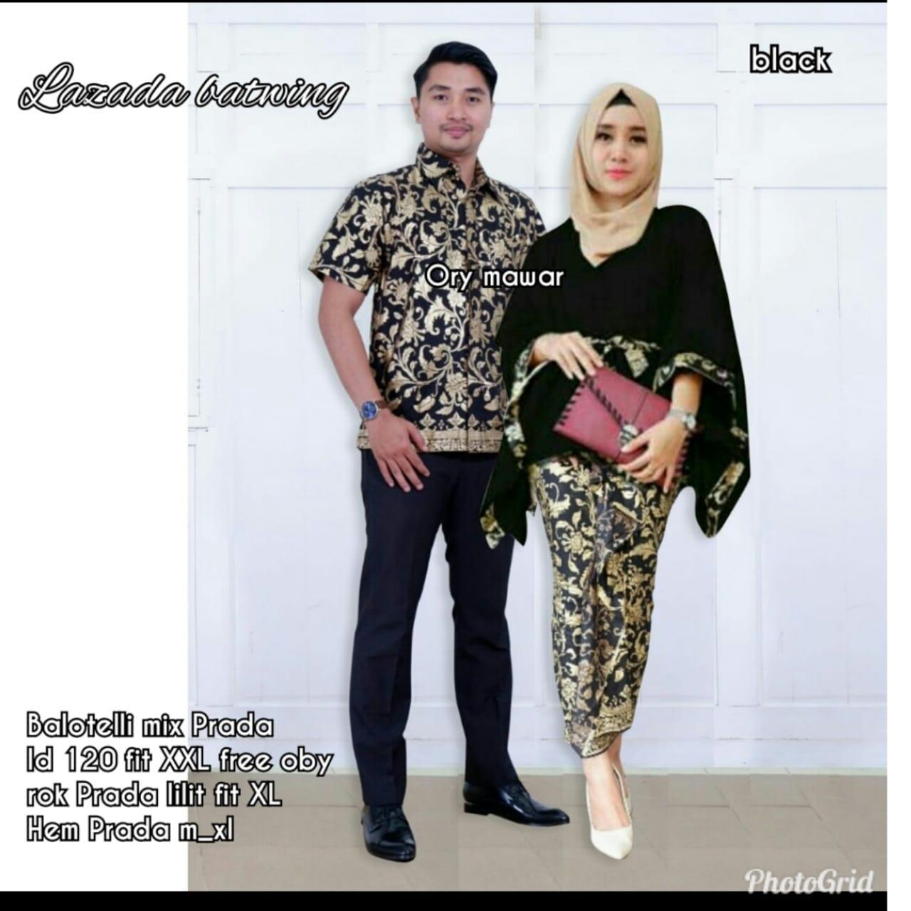 Baju Batik Couple  Baju Muslim Wanita Terbaru  Couple Batik  Gamis Wanita  Terbaru   ca357d8f34