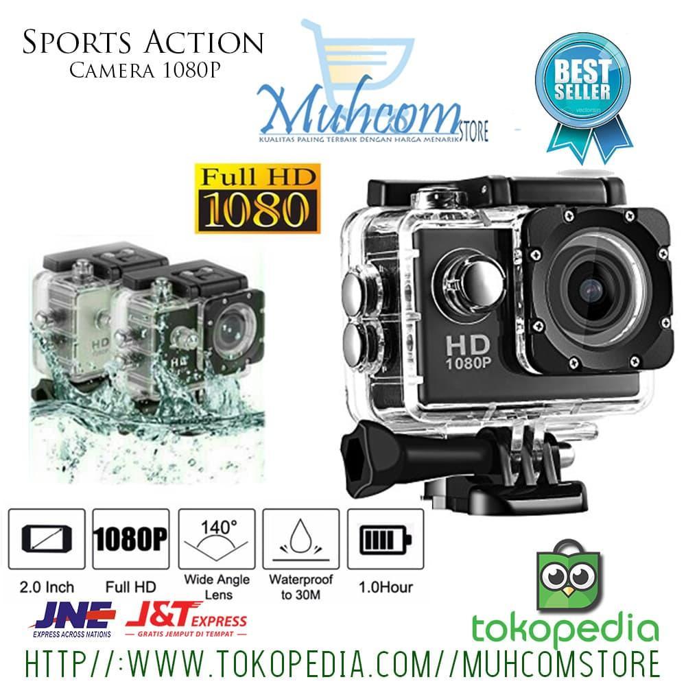 Sport Camera HD 1080p Kamera Vlog ORI