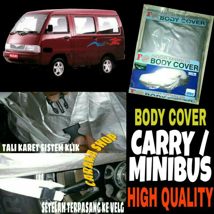 BEST SELLER!!! Body Cover CARRY FUTURA Sarung Penutup Tutup Bodi Mobil Minibus Carry - 1AMCyW