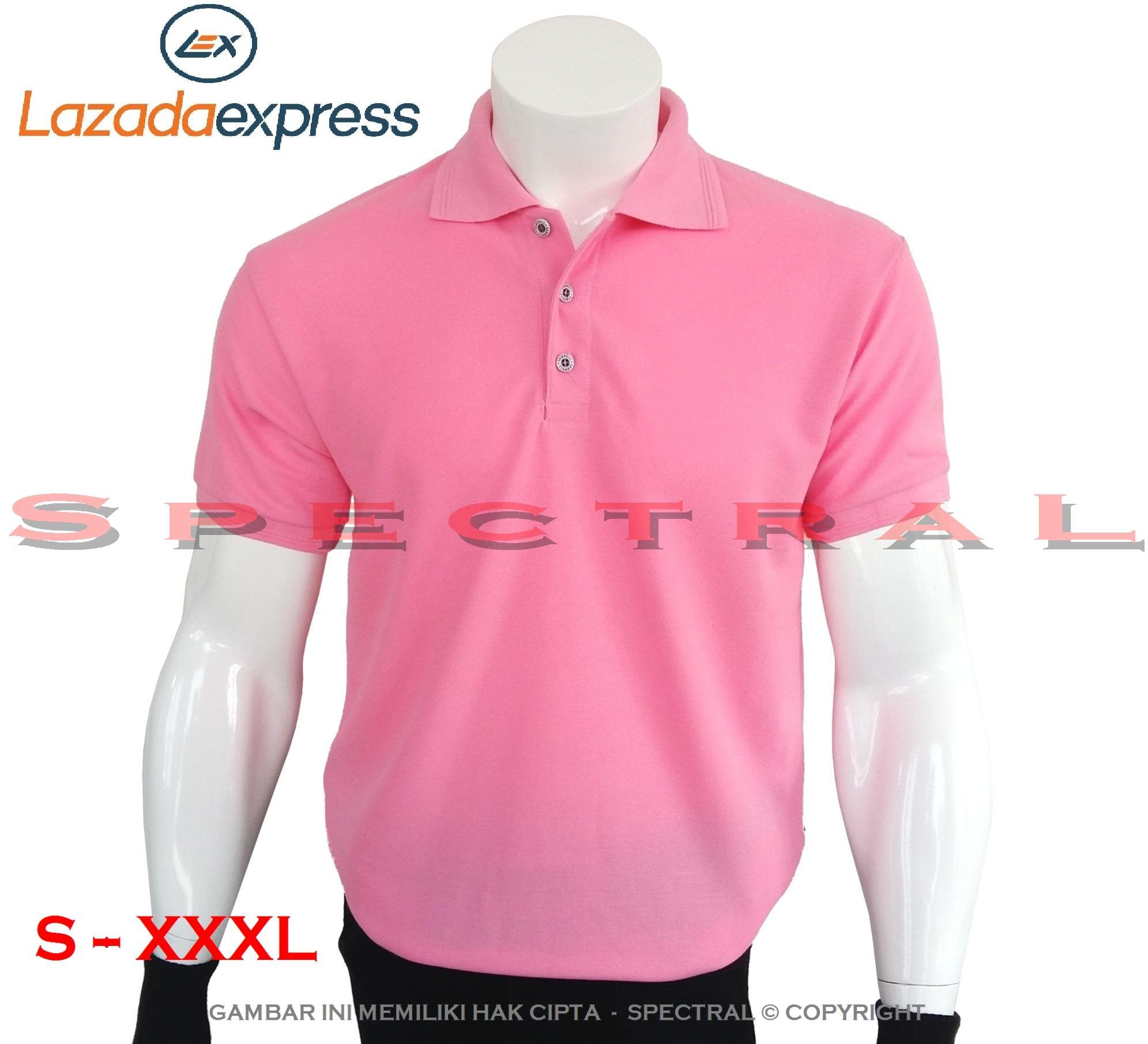 Spectral – 22 WARNA S M L XL XXL XXXL 2L 3L Polo Shirt Kaos Distro T