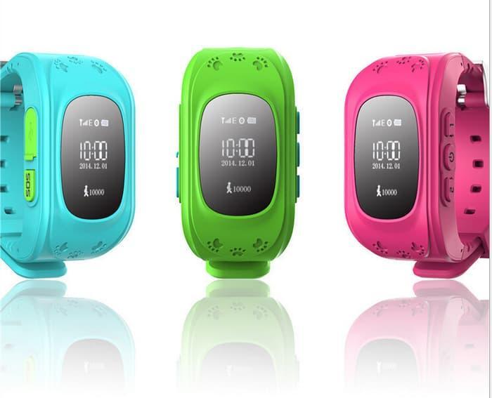 Promo - jam tangan android untuk anak dengan GPS tracking & simcard GSM