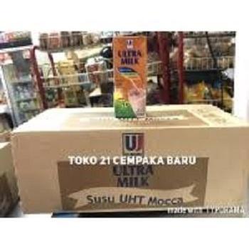 Ultra Milk Mocca Slim 200 ml