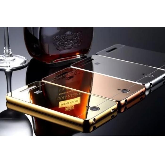 Beli Mirror Case Xiaomi Redmi Note 3 Store Marwanto606 Source · Aluminium Tempered Glass Hard Case