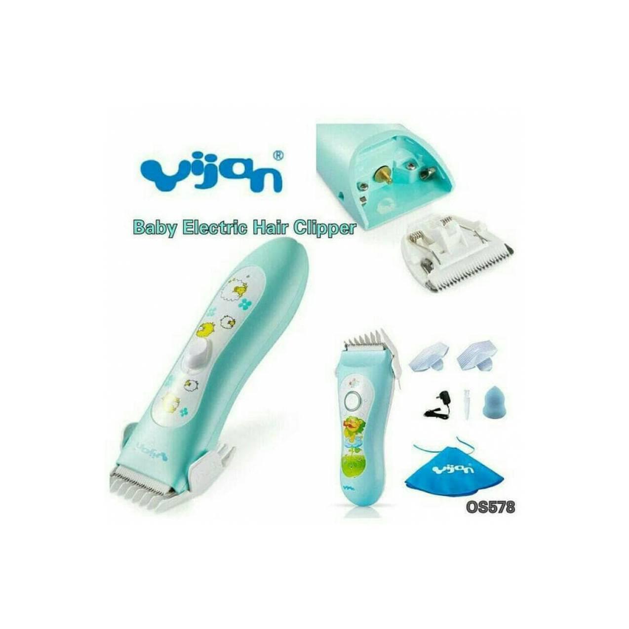 Beau Alat Cukur Rambut Bayi Watson Baby Hair Clipper - Update Daftar ... 2953e634b6