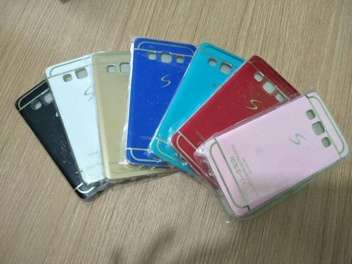 Soft Case Samsung A5 Lama A5 2015 A500 Mirip Iphone