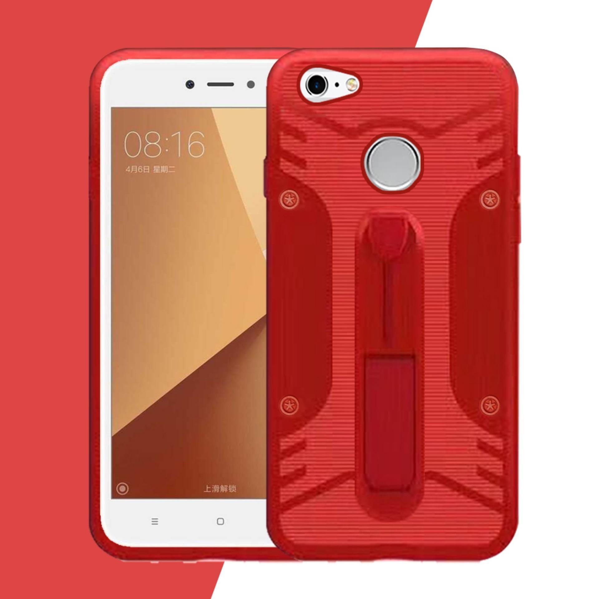 Case Xiaomi Redmi 4X Conure 3in1 Smart Grip COCOSE IPAKY Drop resistance anti Shock Silicone Cover