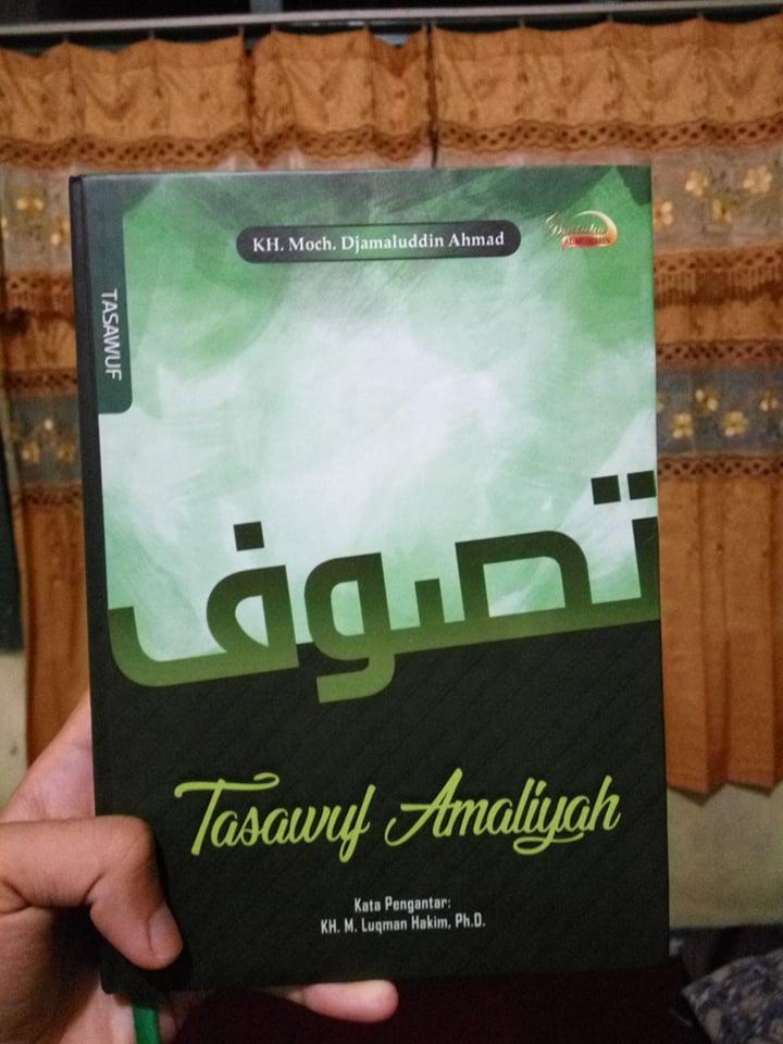 Ilmu Tasawuf: Tasawuf Amaliyah