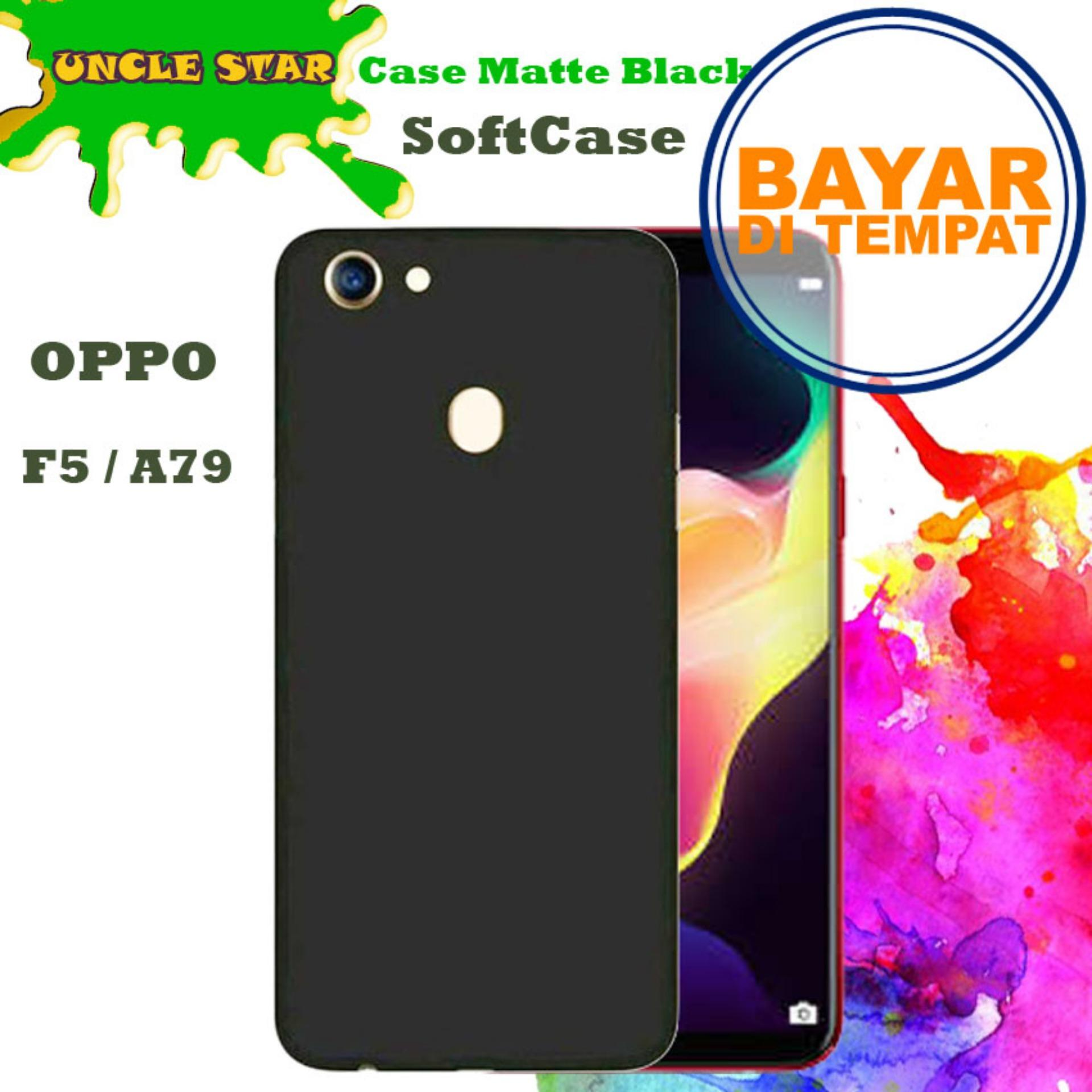 Buy Sell Cheapest Dtno I F5 Best Quality Product Deals Log On Anti Shock Screen Protector Gores Oppo Depan Uncle Star Case Slim Black Matte Baby Skin Softcase Ultra Thin Jelly Silikon
