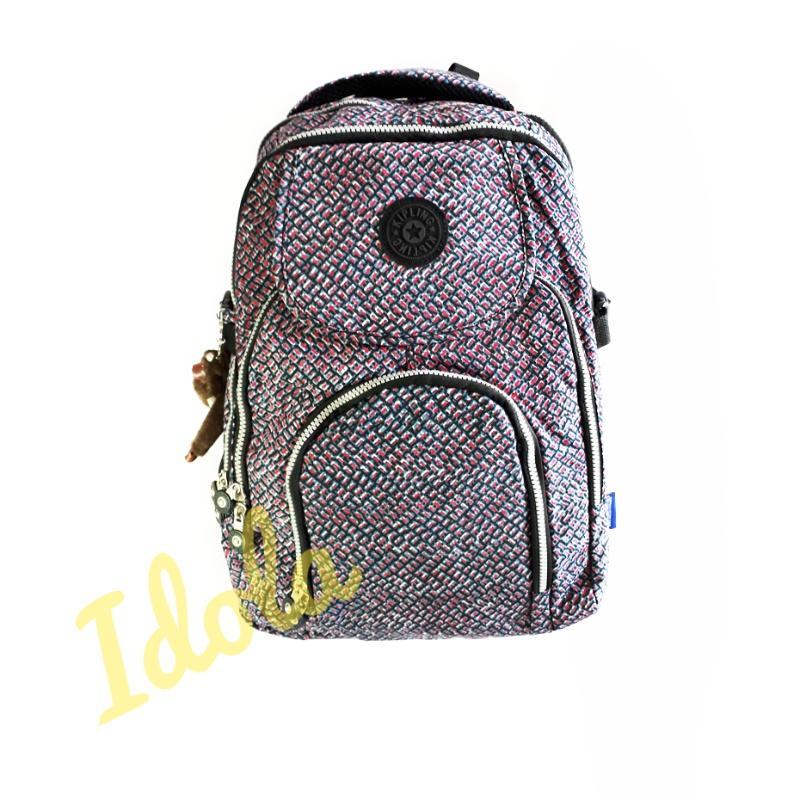 IdolaBags - Tas Ransel Sekolah Cewek Modis   Tas Ransel Kipling Import  Original   Tas Fashion 1a3f71b7c4