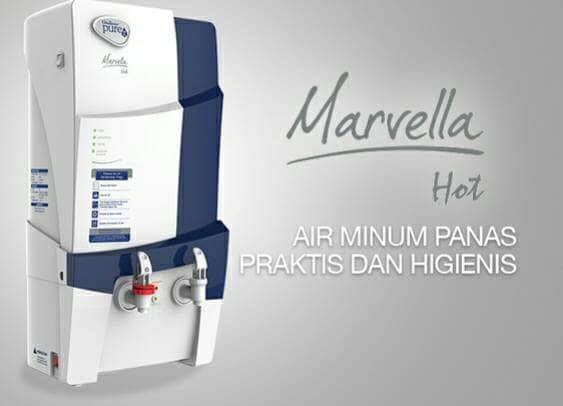 Promo Unilever Pureit Marvella Hot Pure it Original
