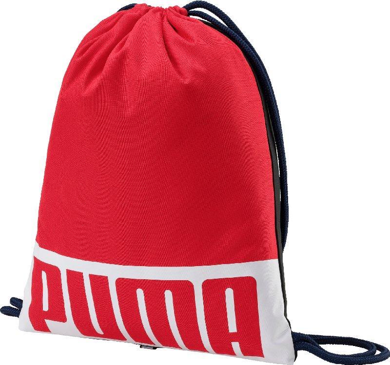 Puma Tas Deck Gymsack - 07496111 - Merah By Sarangsepatu.