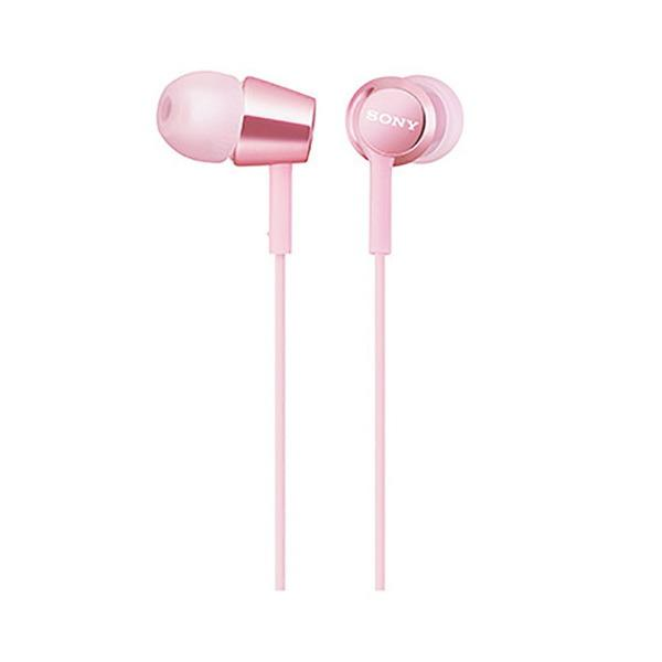 SONY EARPHONE WITH MIC - MDR EX155AP