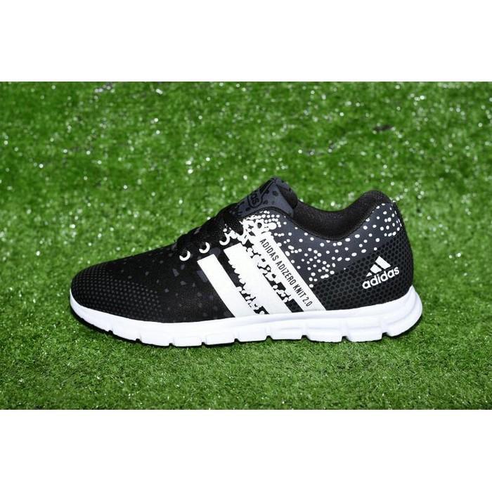 Promo Termurah Sepatu Adidas Adizero Knit 2.0 / Sport / Casual / Kets / Olahraga Gratis Ongkir
