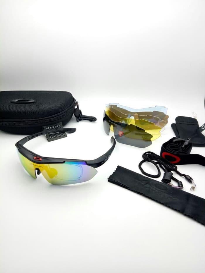 JUAL Kacamata Olahraga Oakley Quantum