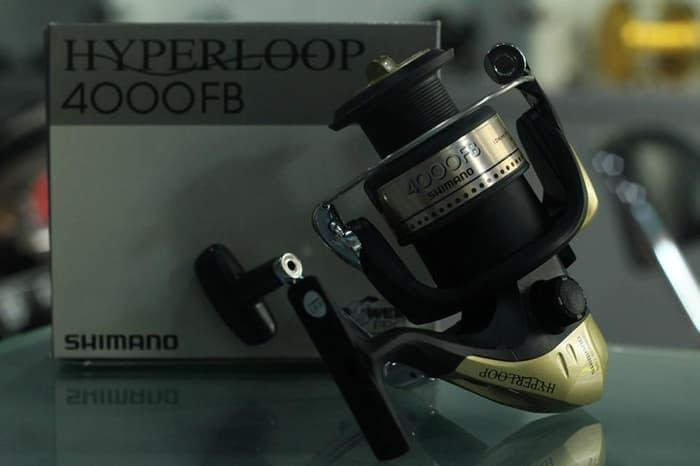 SALE - Reel Shimano Hyperloop 4000FB Original