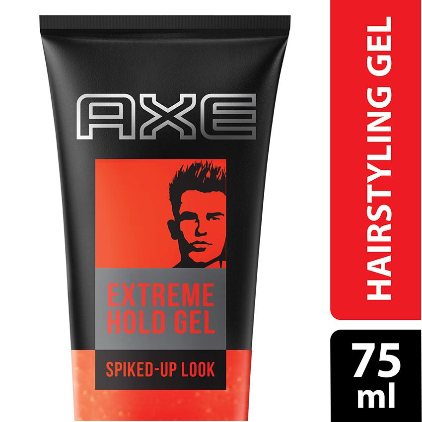 Axe Hairstyling Extreme Hold Gel 75ml By Lazada Retail Axe.