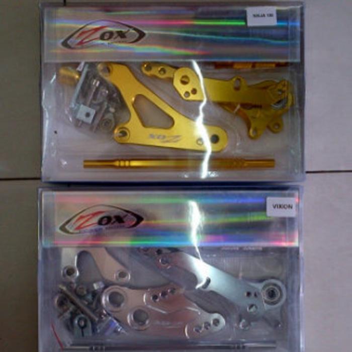 step underbond motor underbone variasi universal bebek sport zox