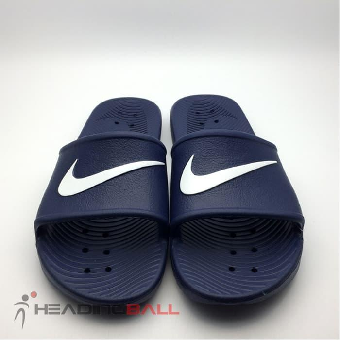 Sandal Nike original Kawa Shower Midnight Navy 832528-400 BNIB f496e260c6