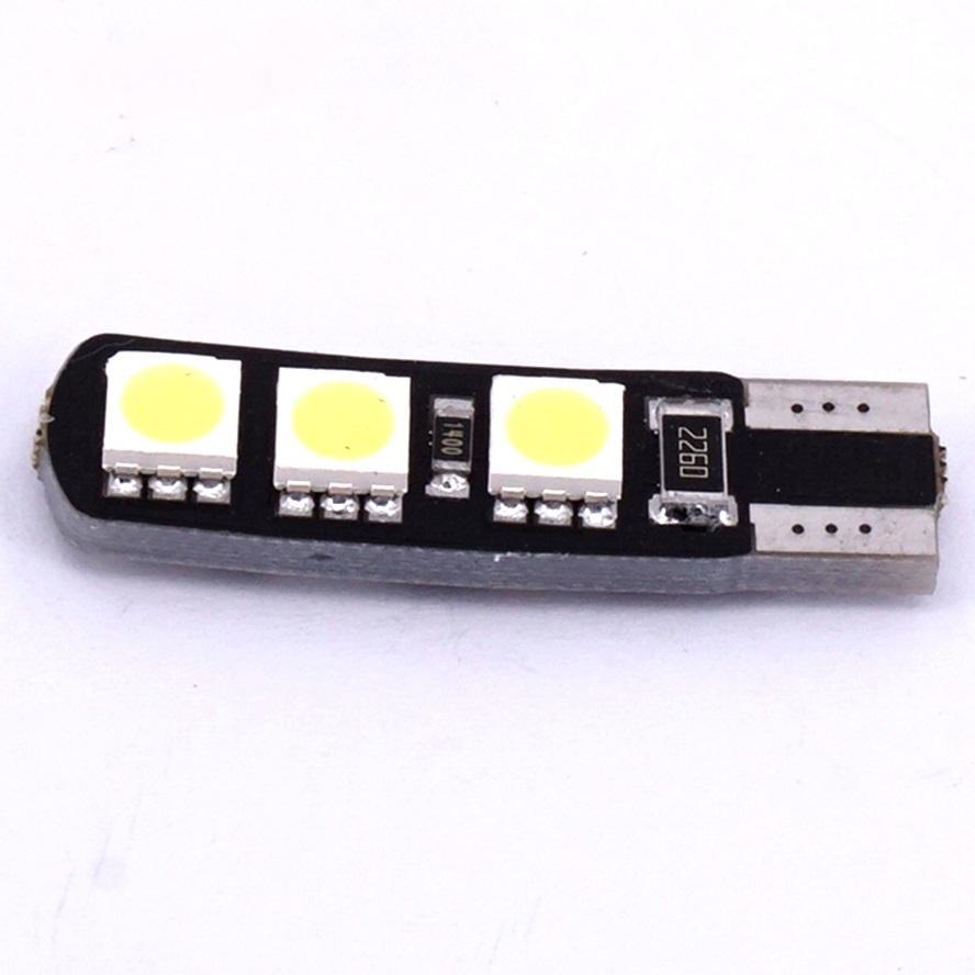 JMS - 1 Pcs Lampu LED Mobil / Motor / Senja T10 w5w / Wedge Side