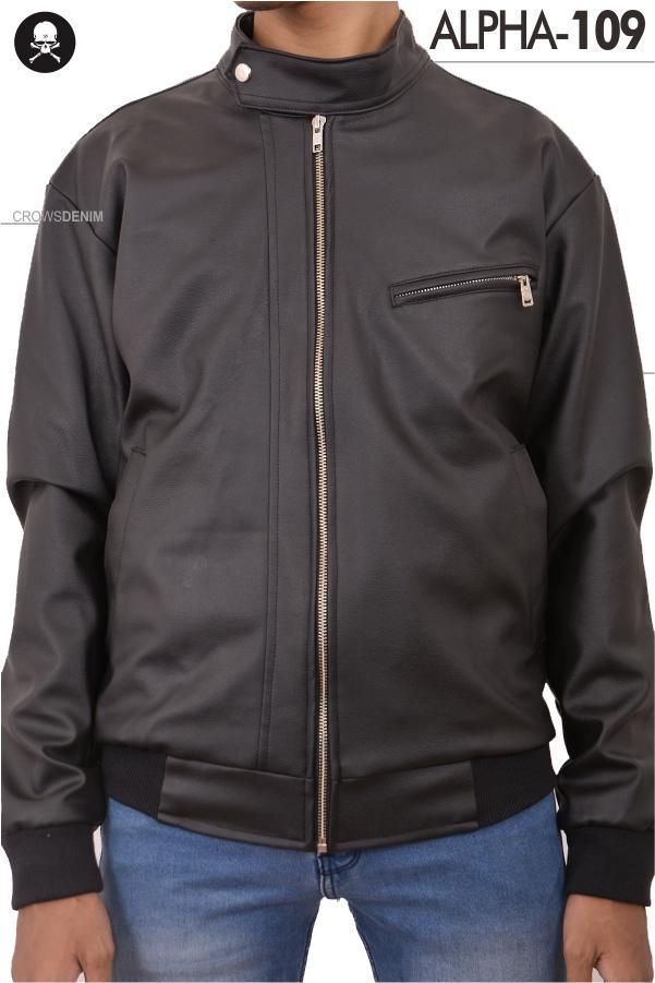 Jas Premium - Jaket Keren Leather Alpha Style