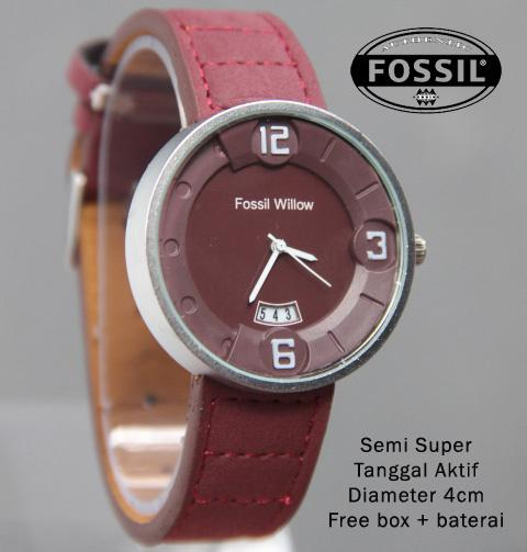 Fossil Willow Tanggal Kulit (4 Warna)