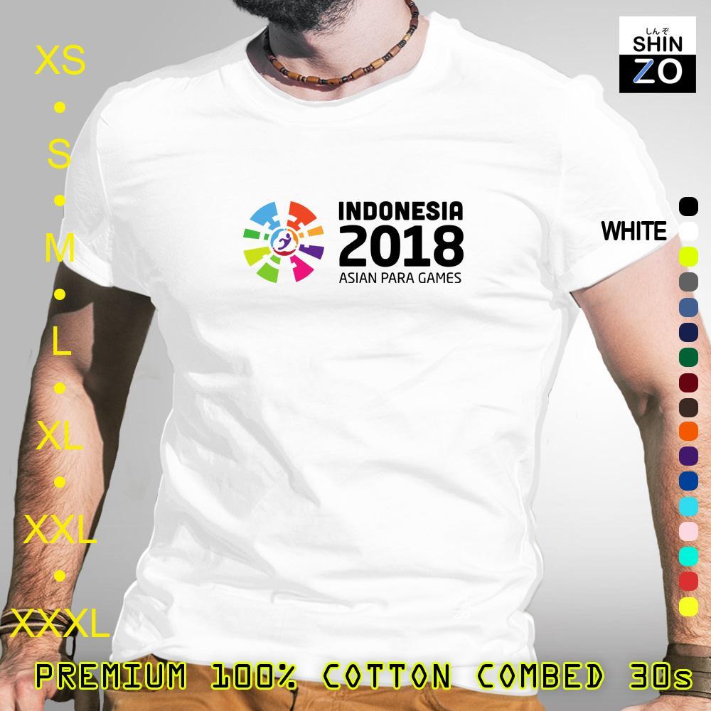 Shinzo Design Baju Kaos Pria Wanita Premium Cotton Combed 30s Ring Spun Export .