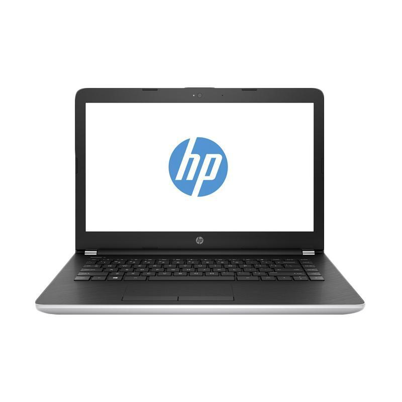HP 14-BS740TU Notebook - Silver [14 Inch HD/ Intel Core i3-6006U/ 4 GB/ 1 TB/ Win 10]