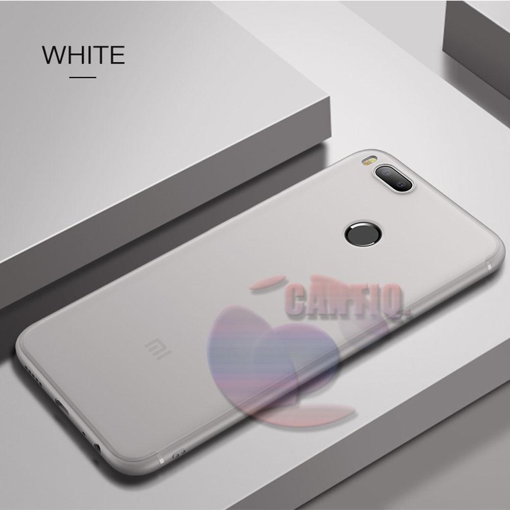 Icantiq Case Lize Jelly Case Xiaomi MI A1 Candy Rubber Skin Soft Back Case / Softshell / Silicone Xiaomi MI A1 / Jelly Case / Ultrathin Lize Xiaomi MiA1 ...