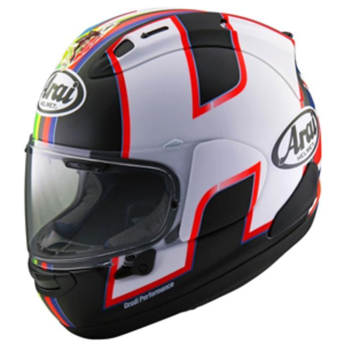Helm Full Face Arai RX-7X Haslam