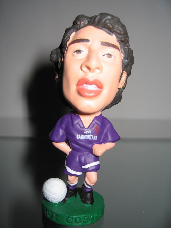 Rui Costa Fiorentina Corinthian Prostars
