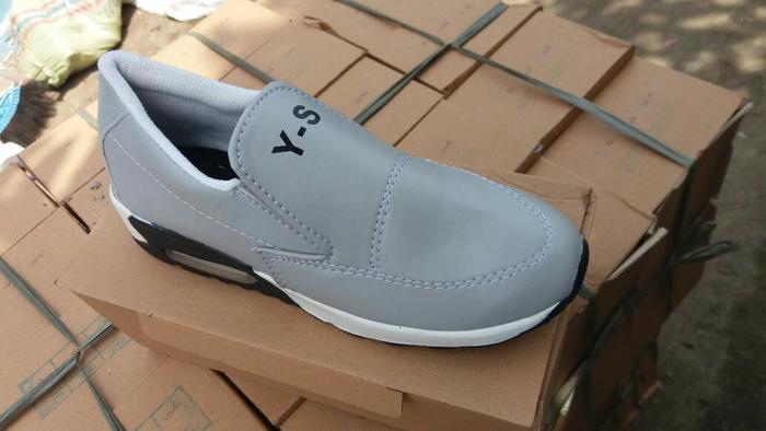 SLIPON A.I.R.M.A.X (YS ) ABU / sepatu / sepatu wanita murah / slip on /