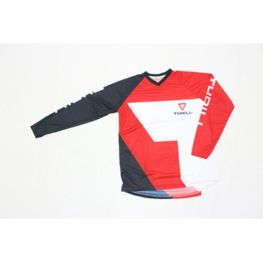JERSEY THRILL LOGO DH MODEL MTB