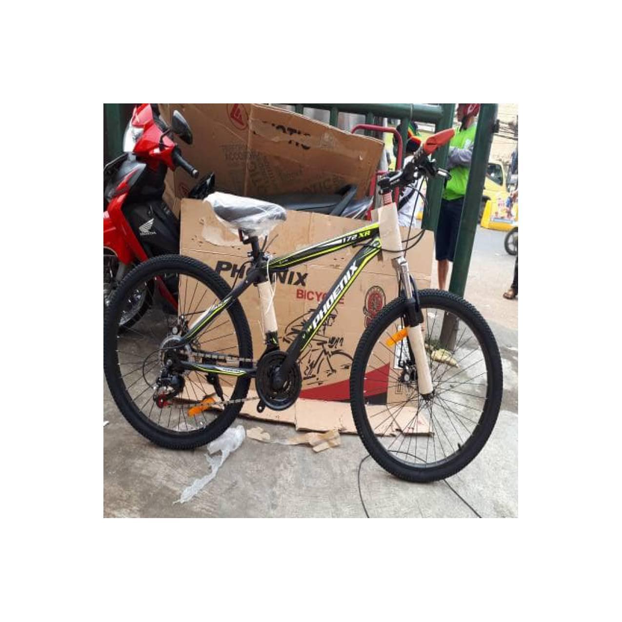 Sepeda Mtb 24 Phoenix Cakram
