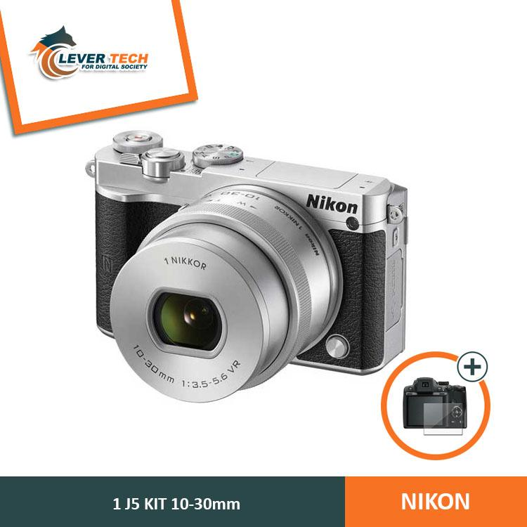 Nikon 1 J5 Kit 10-30mm (Free Screenguard Terpasang)