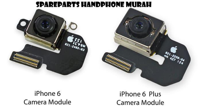 Promo BACK Camera / Kamera Belakang Iphone 6+ / Plus original