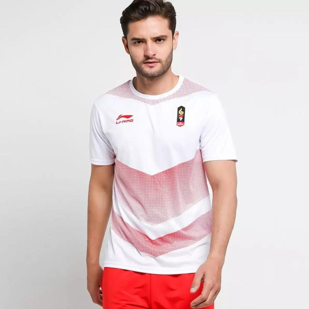 Harga Jersey Timnas Indonesia Away Official Lining Asian Games Sea Baju Bola Home 2018 19 Go