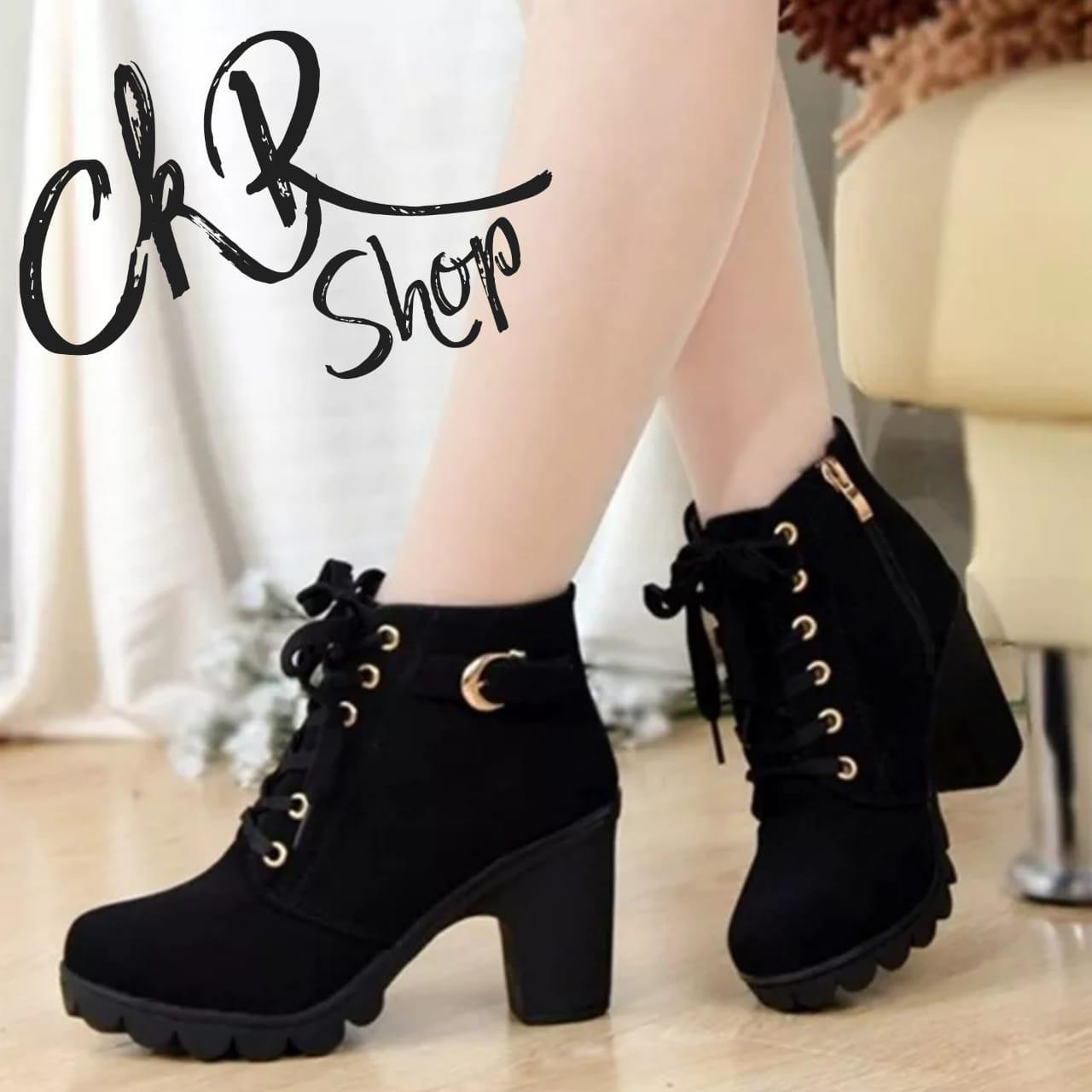 CkR Shop - Women Fashion Boots DN.061