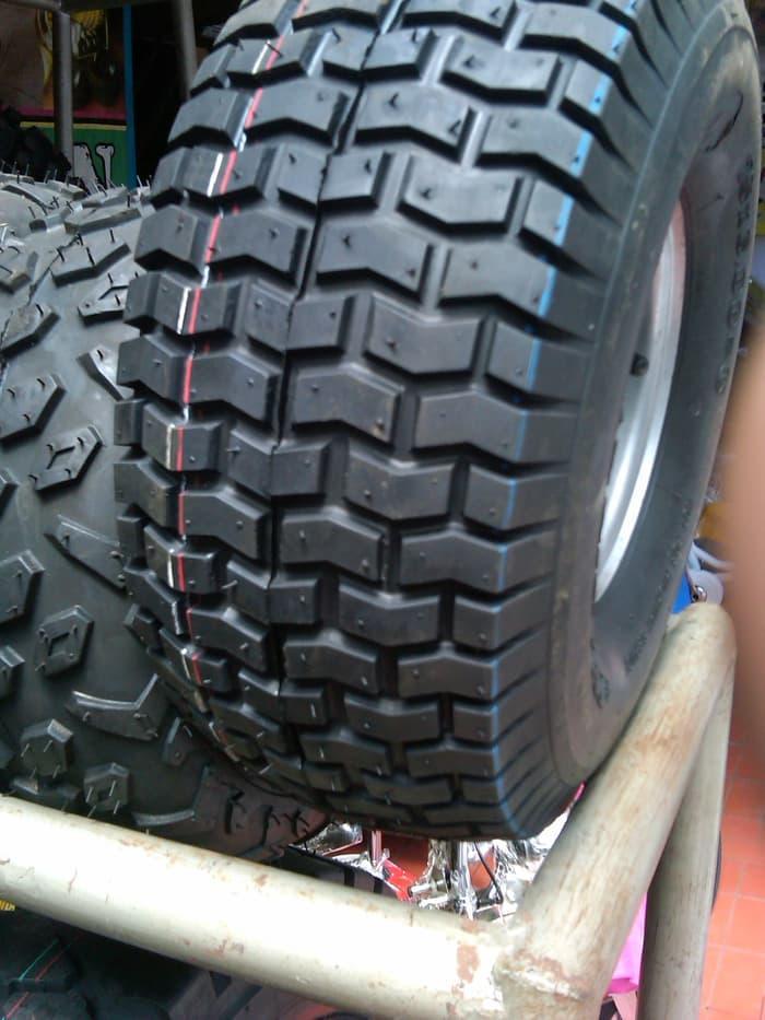 BAN ATV ,BUGGY ring 6 ukuran 15 X 6.00-6 tapak ASPAL /HALUS