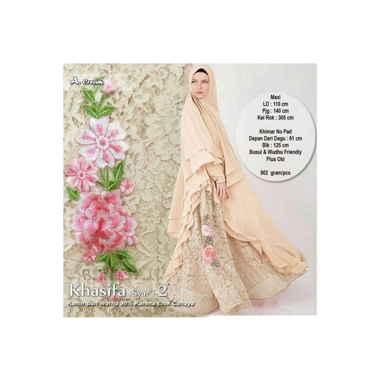 syari maxi gamis hijab muslimah muslim syar'i baju pesta xl xxl jumbo